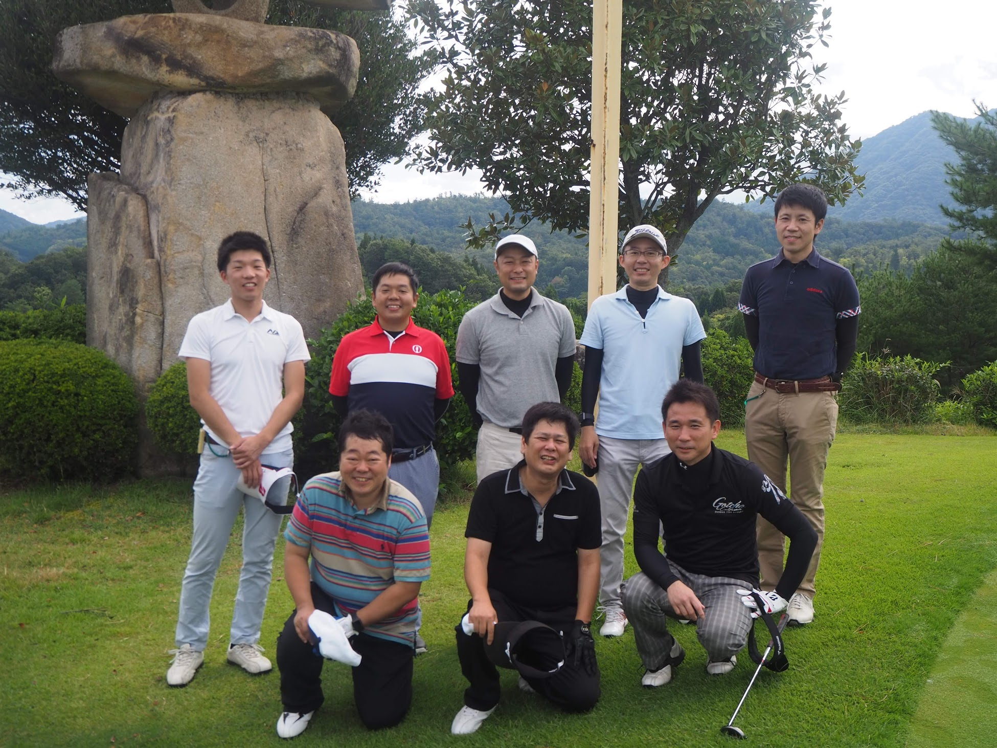 第6回江津じゃがいもゴルフコンペ